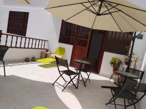 Punta Huanchaco Hostel, Hostely  Huanchaco - big - 50
