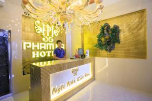 Pham Ha Hotel, Hotels  Hai Phong - big - 33