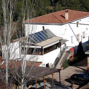 Villa Pla Els Bacus, Villas  Monistrol - big - 20