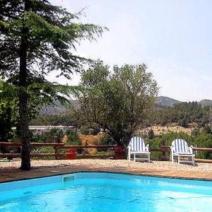 Villa Pla Els Bacus, Villas  Monistrol - big - 1