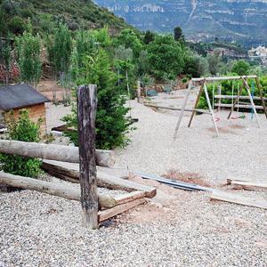 Villa Pla Els Bacus, Villas  Monistrol - big - 42