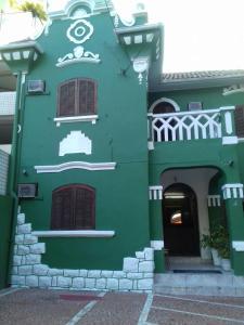 Pousada Campinense, Гостевые дома  Сантос - big - 25