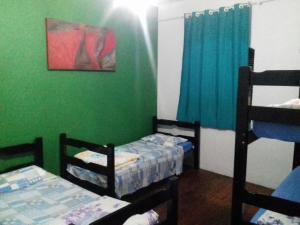 Pousada Campinense, Гостевые дома  Сантос - big - 15
