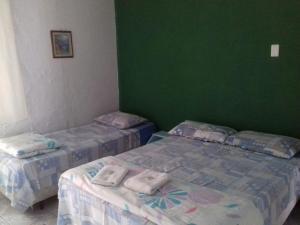 Pousada Campinense, Гостевые дома  Сантос - big - 9
