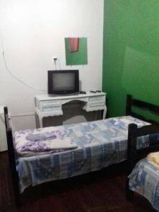Pousada Campinense, Гостевые дома  Сантос - big - 5