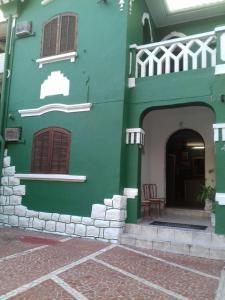 Pousada Campinense, Гостевые дома  Сантос - big - 23