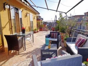 Attico vista Etna - AbcAlberghi.com