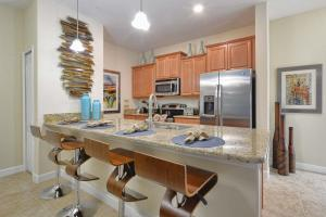 Five Bedrooms TownHome with Pool 4849, Dovolenkové domy  Kissimmee - big - 4
