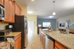 Five Bedrooms TownHome with Pool 4849, Dovolenkové domy  Kissimmee - big - 20