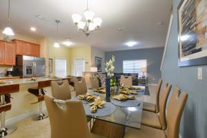 Five Bedrooms TownHome with Pool 4849, Dovolenkové domy  Kissimmee - big - 16