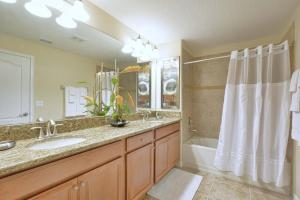 Five Bedrooms TownHome with Pool 4849, Dovolenkové domy  Kissimmee - big - 11