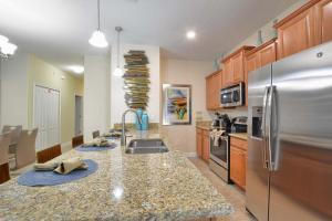 Five Bedrooms TownHome with Pool 4849, Dovolenkové domy  Kissimmee - big - 28