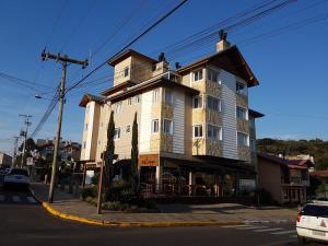 Novo Lar Gramado 2, Apartmanok  Gramado - big - 10