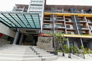 Samkwan Village, Hotely  Bangsaen - big - 6