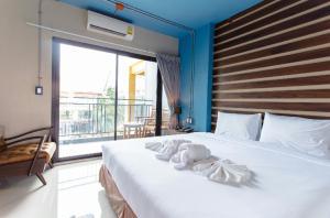 Samkwan Village, Hotely  Bangsaen - big - 18