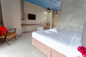 Samkwan Village, Hotely  Bangsaen - big - 17