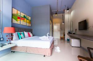 Samkwan Village, Hotely  Bangsaen - big - 12
