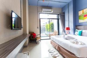 Samkwan Village, Hotely  Bangsaen - big - 10