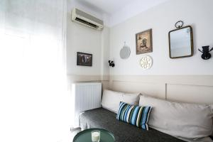 Country Chic City Center Apartment, Appartamenti  Salonicco - big - 9