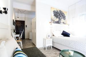 Country Chic City Center Apartment, Appartamenti  Salonicco - big - 8