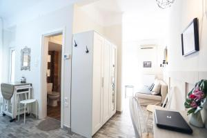 Country Chic City Center Apartment, Appartamenti  Salonicco - big - 7