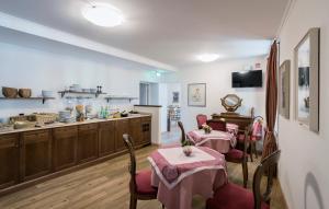 Hotel Garni Corona, Отели  Менаджо - big - 63