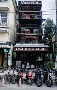 Cassette Hostel, Ostelli  Chiang Mai - big - 33