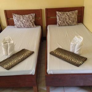 JBR Tourist Inn, Penziony – hostince  Port Barton - big - 9