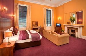 Ballantrae Hotel, Hotels  Edinburgh - big - 7