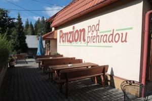 Penzion Pod Prehradou, Guest houses  Horní Bečva - big - 33