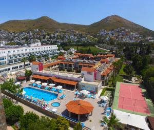 Tiana Beach Resort, Hotels  Turgutreis - big - 22