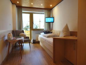 Ferienhotel Sonnenheim, Апарт-отели  Оберстдорф - big - 4