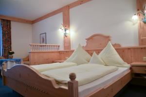 Hotel Restaurant Ferienwohnungen ALPENHOF, Apartmanhotelek  Übersee - big - 26