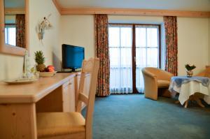 Hotel Restaurant Ferienwohnungen ALPENHOF, Apartmanhotelek  Übersee - big - 24