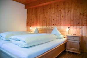Hotel Restaurant Ferienwohnungen ALPENHOF, Apartmánové hotely  Übersee - big - 20