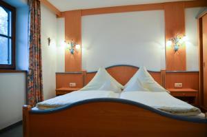Hotel Restaurant Ferienwohnungen ALPENHOF, Apartmánové hotely  Übersee - big - 9