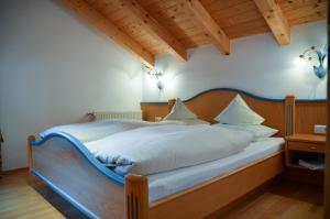 Hotel Restaurant Ferienwohnungen ALPENHOF, Apartmanhotelek  Übersee - big - 17