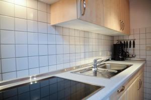 Hotel Restaurant Ferienwohnungen ALPENHOF, Apartmanhotelek  Übersee - big - 11