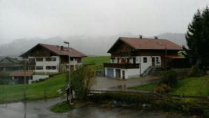 Panoramafewo-nahe-Oberstdorf, Apartments  Oberstdorf - big - 21