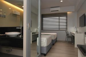 Cebu Hotel Plus, Отели  Себу - big - 29