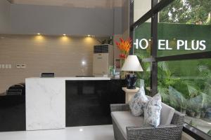 Cebu Hotel Plus, Отели  Себу - big - 15
