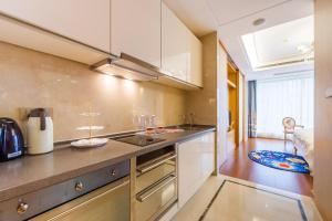 Suzhou Center Apartment, Apartmanok  Szucsou - big - 21