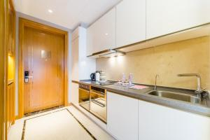 Suzhou Center Apartment, Apartmanok  Szucsou - big - 20