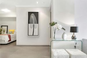 One Bedroom Apartment Atchison Street(L1103), Apartmány  Sydney - big - 7