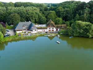 Fischerklause am Lutjensee - Großensee