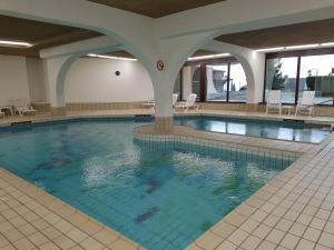 Résidence Le Panorama, Apartmánové hotely  Villars-sur-Ollon - big - 12