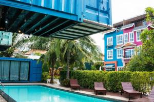 Chaamaran Boutique Hotel, Resorts  Cha-am - big - 83