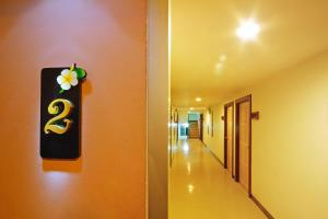 Floral Shire Suvarnabhumi Airport, Отели  Лат-Крабанг - big - 45