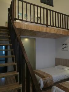 Jixi International Youth Hostel, Hotel low cost  Jixi - big - 3