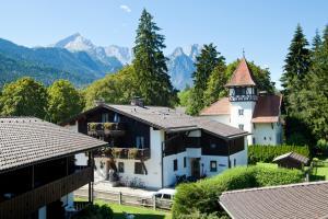 H+ Hotel Alpina Garmisch-Partenkirchen, Hotel  Garmisch-Partenkirchen - big - 32